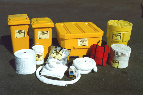 Versatech Products Inc Oil Spill Containment And
